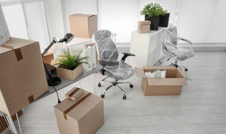 Déménagement pour transfert de bureau à Salon-de-Provence