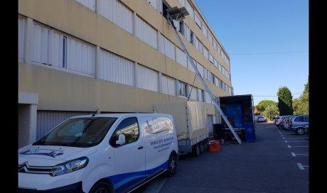 Société de déménagement suite à une mutation professionnelle à Salon-de-Provence - S&S Déménagement