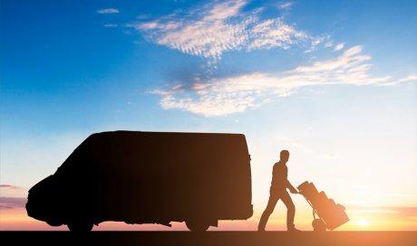 Transport pour un petit déménagement sur une longue distance